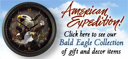 Shop for Bald Eagle Gifts.