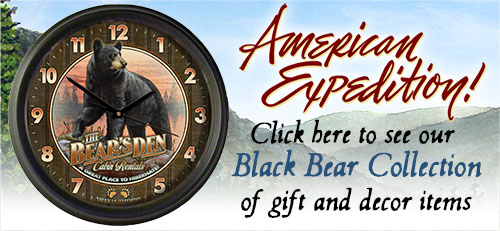 Shop for Black Bear Gifts.