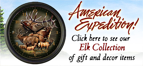 Shop for Elk Gifts.