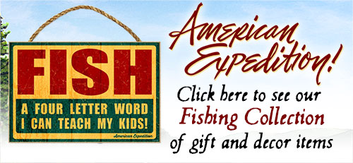 Shop for Fishing Gifts.