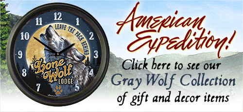 Shop for Gray Wolf Gifts.