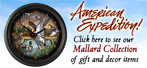Shop for Mallard Duck Gifts.