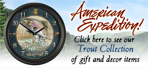 Shop for Rainbow Trout Gifts.