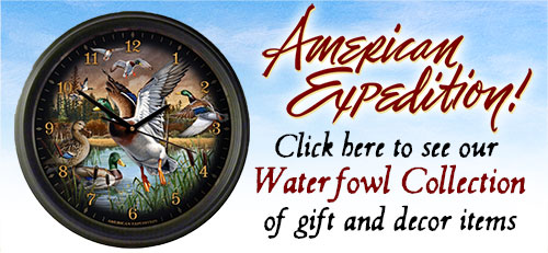 Shop for Waterfowl Gifts.
