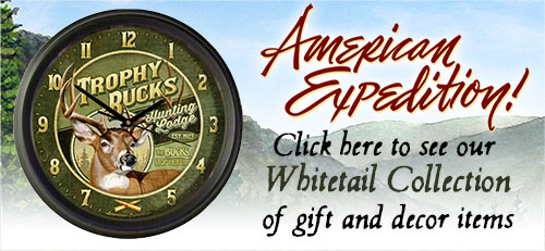 Shop for Whitetail Deer Gifts.