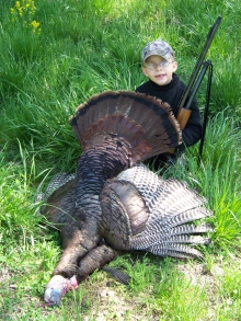Little Boy, Big Turkey