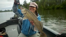 Tonya's Walleye